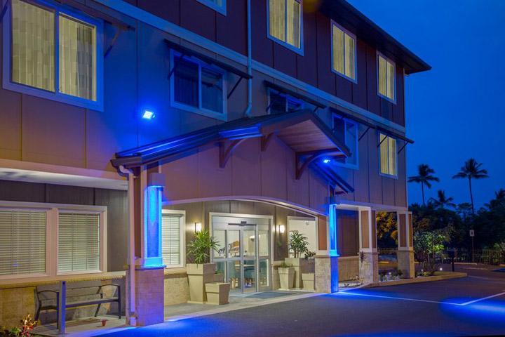 Holiday Inn Express Amp Suites Kailua Kona
