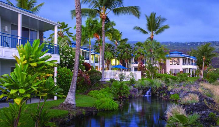 Holua Resort at the Mauna Loa Village  Hawaiicom