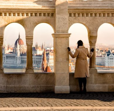 Image result for Take in the View From Fisherman's Bastion