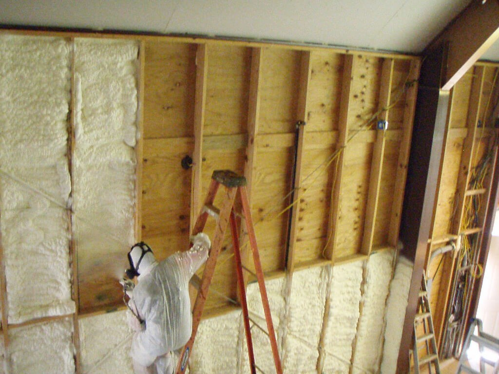 Polyurethane Spray Foam Insulation