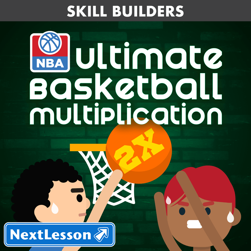 ultimate basketball multiplication 2x