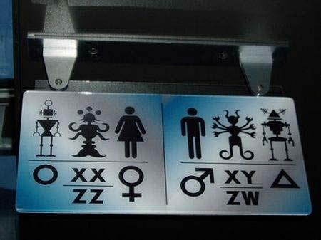 這到底是男廁還女廁?! | 怪事、詭異 | 妞書房 | 妞新聞 niusnews