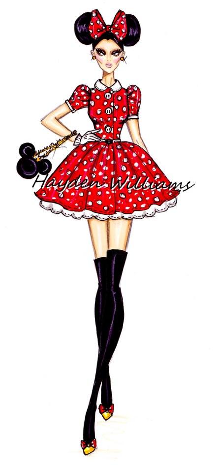 迪士尼動畫女主角的華麗時尚fashion show | 迪士尼,Fashion | 生活發現 | 妞新聞 niusnews