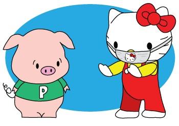 沒嘴巴硬要戴口罩!Hello Kitty無嘴貓口罩系列   Hello Kitty、口罩、新鮮貨   生活發現   妞新聞 niusnews