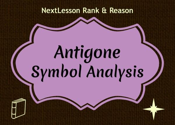 Antigone Symbols