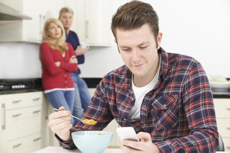 Image result for adults living with parents
