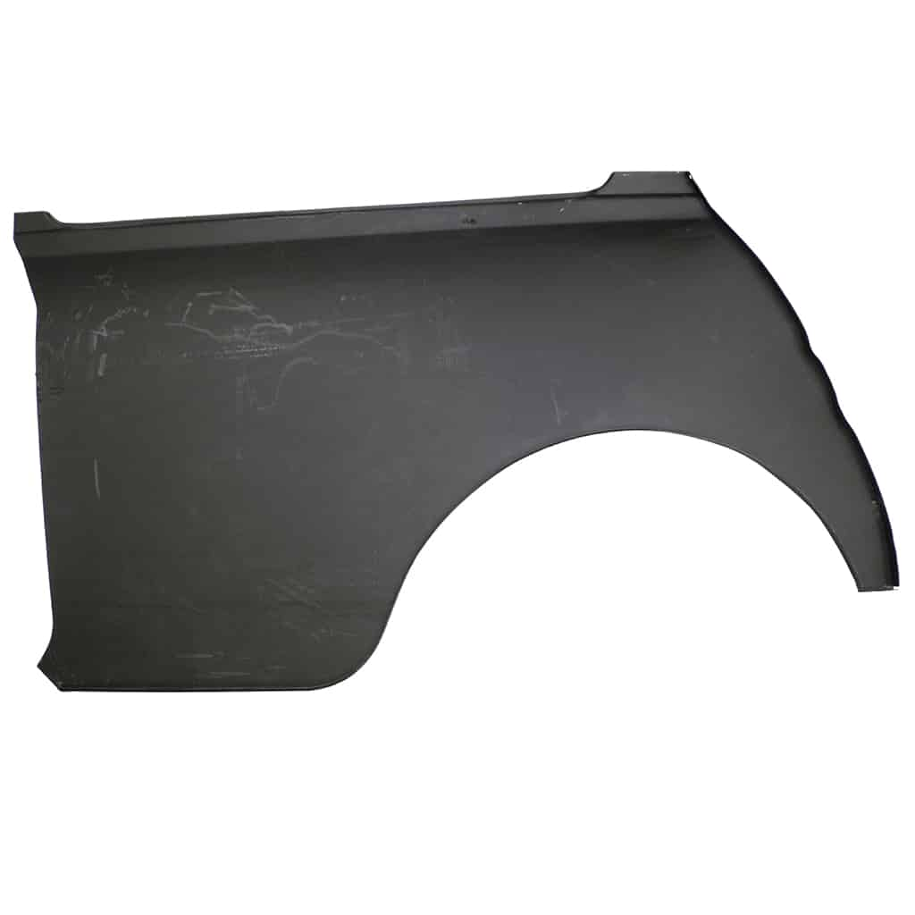 Lower Rear Side Panel, Mk3-on, LH, Reproduction (SBO0373