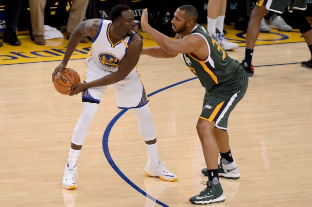 Utah Jazz vs Golden State Warriors