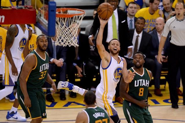 Utah Jazz vs Golden State Warriors
