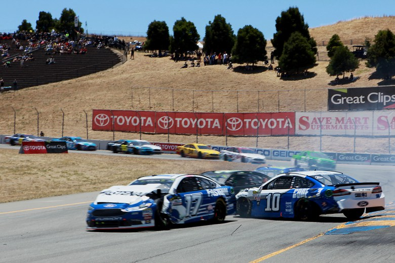 Toyota/Save Mart 350 | SFBay :: San Francisco Bay Area News and Sports