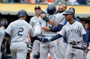 Seattle Mariners vs Oakland Athletics