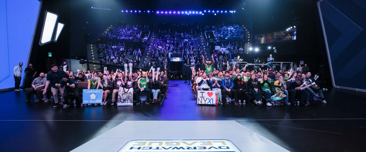 First Overwatch League Grand Finals Will Be Played In Barclays Center Shacknews