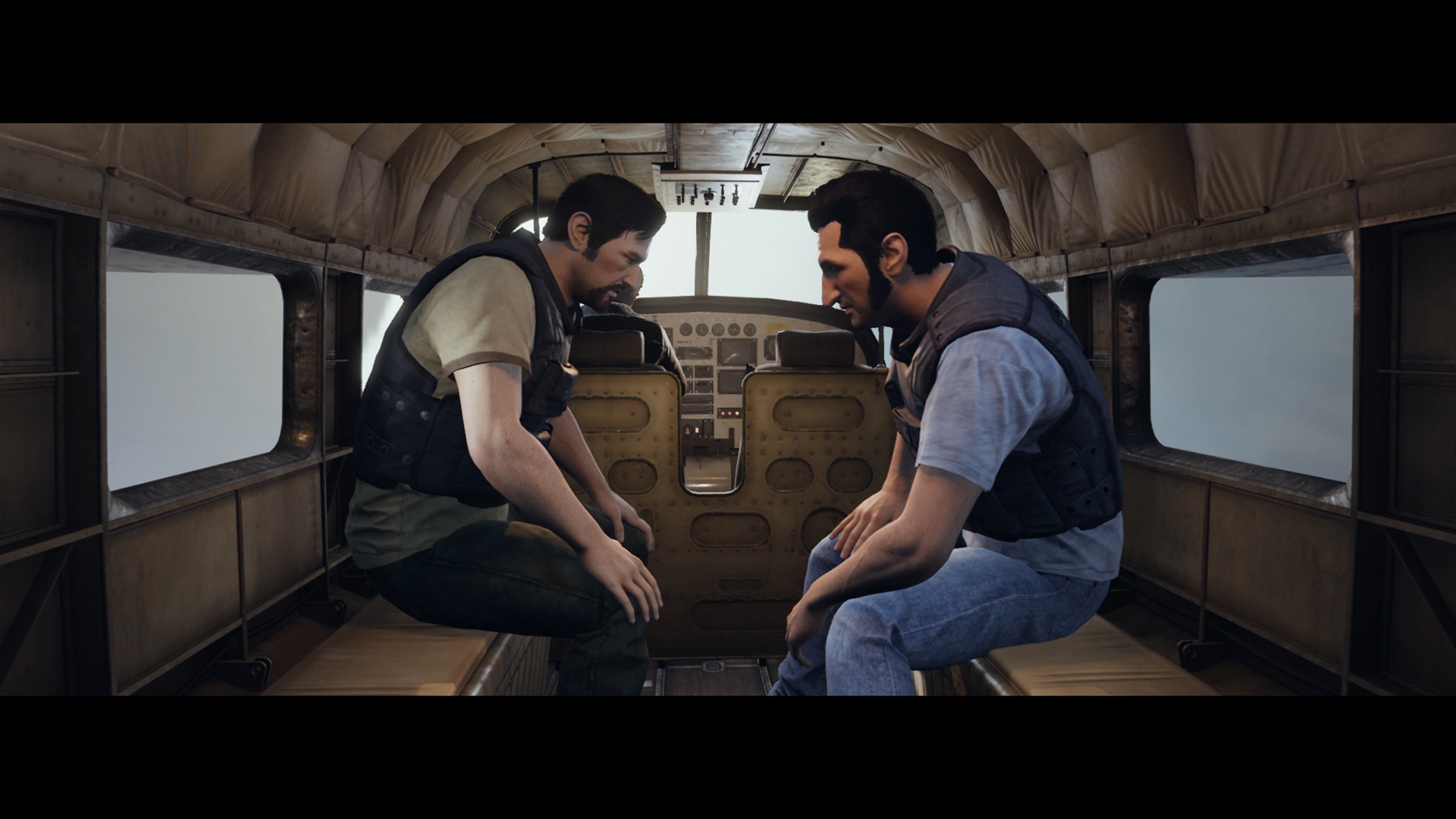 Car Chases Wallpaper A Way Out Review Bring A Friend Shacknews