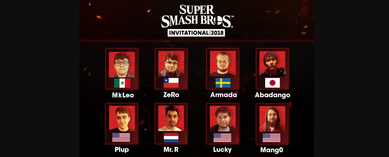 Super Smash Bros E3 Invitational Lineup Includes Top Smash 4 Amp Melee Players Shacknews