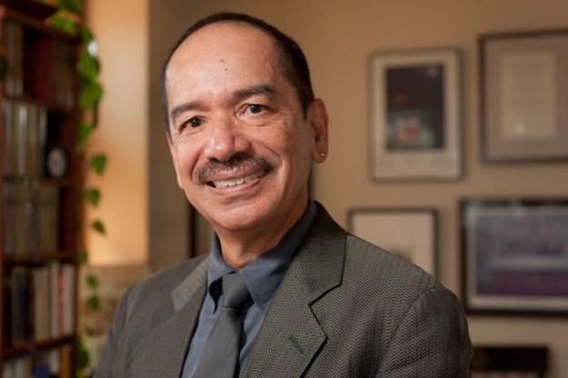 portrait of Ramon Saldivar