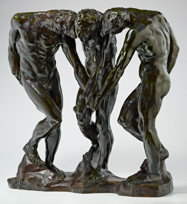 Cantor Arts Stanford Rodin Sculptures