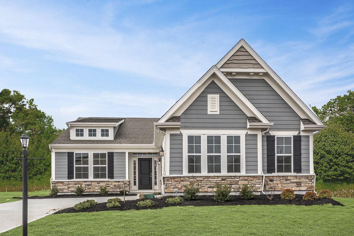 new homes at farmstead fischer homes