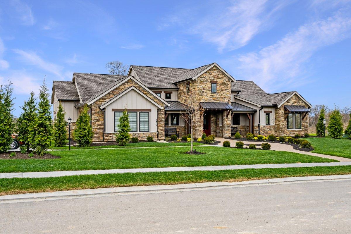 new homes in covington ky at tuscany