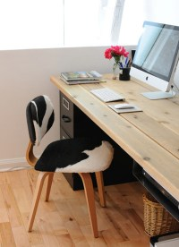 Workin It: 15 DIY Desks You Can Build | Brit + Co