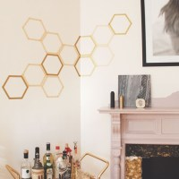 18 Ways to Turn Contact Paper into Wall Art | Brit + Co