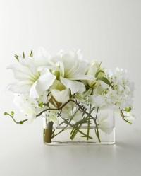 20 Modern Faux Flower Arrangements | Brit + Co