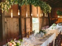 13 Show-Stopping Long Reception Tables for Your Big Day ...