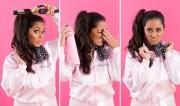10-minute halloween hair hacks