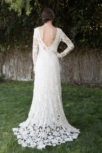 15 Wedding Dresses You Wont Believe Are Crocheted | Brit + Co