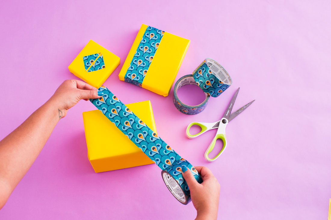 6-Gift-Wrap-Patterned-Duct-Tape