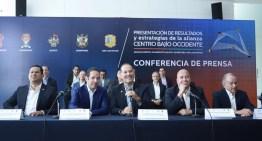 Presentarán Gobernadores proyectos a AMLO para la región Centro-Bajío-Occidente