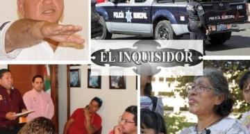 El Inquisidor: Dos meses, sin Director de la Policía. Reuniones semanales de Gabinete. Vigente, la inseguridad municipal. ¿Visita a migrantes a Estados Unidos?.