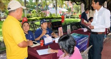 """22 empresas ofertaron 500 empleos, en el """"Chambafest de Acámbaro"""""""