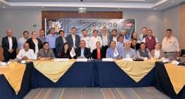 Refrendan legisladores  su apoyo al sector de la construcción