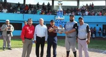 Chmácuaro es campeón del beisbol municipal; venció 10-3 a Solis