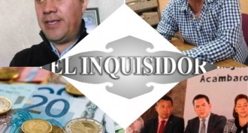 """El Inquisidor: Sanciones para René Mandujano y Víctor Chombo. Que """"huele"""" el dinero para todo tipo de """"negocios"""". Reintegración del dinero desviado al erario público. Apoyo para nuevas inversiones"""