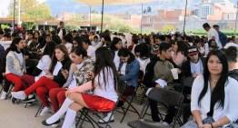 """Clausuran el Programa """"Jóvenes Construyendo Prevención""""."""