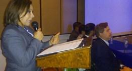 Maru Espinoza rindió su  1er. Informe de Actividades Legislativas