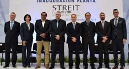 La empresa STRETT México invierte 20 MDD y genera 250 empleos