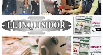 El Inquisidor: Informes de Diputados, ¿realmente lo fueron?. Plan de Reingeniería laboral para la Alcaldía. Aumentó el DAP del 10 al 12%. Por multa millonaria, ya se defienden René Mandujano y Víctor Chombo.