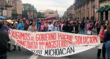 En 2020, Michoacán sin problemas de nómina magisterial: SAC