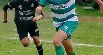 Dorados Sub-12 toma ventaja en la final al vencer 1-0 al Santos