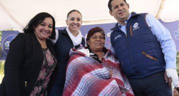 Ofrecen abrigo a más de 45 mil personas con la campaña invernal