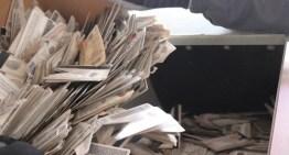 Para evitar su mal uso, el INE destruye 45 mil 742 credenciales