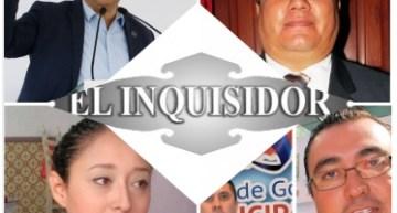 """El Inquisidor: Visita del Gober a Acámbaro.  Que René Mandujano no se llevó ningún dinero del pueblo.  En el PRI, """"renovación"""" sin democracia. El Jerry hizo obras, """"gracias a los proyectos de René Mandujano""""."""