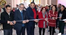"""Exitosa, la apertura  de la Exposición """"Festividades y Tradiciones"""""""