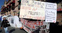 Que la Federación apoyará a Michoacán para el pago al magisterio