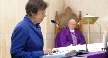 El Papa Francisco nombra a una mujer como Subsecretaria de Estado del Vaticano