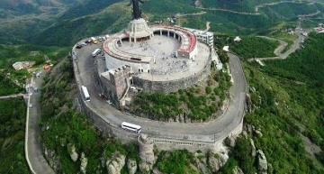 Cerca de 50 mil jóvenes peregrinarán al monumento de Cristo Rey