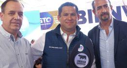 El campo es la palanca del desarrollo en Guanajuato: DSR