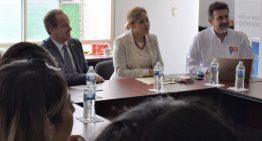 Presentan a empresarios estrategias para el desarrollo económico